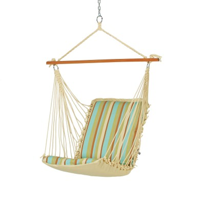Cushioned Single Swing - Spring Bay
